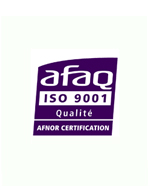 Logo Certification ISO 9001